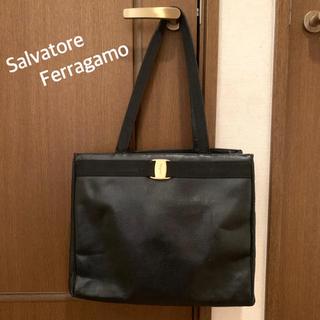 サルヴァトーレフェラガモ(Salvatore Ferragamo)のサルヴァトーレ フェラガモ トートバッグ(トートバッグ)