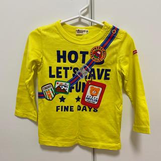 ホットビスケッツ(HOT BISCUITS)のホットビスケッツ 長袖Tシャツ(Tシャツ/カットソー)