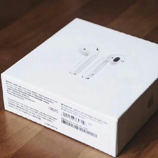 Apple - 新品 AirPods  with Charging Case  MV7N2J/A