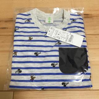 アカチャンホンポ(アカチャンホンポ)のミッキー 長袖Tシャツ(Tシャツ/カットソー)