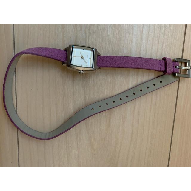 niko and...(ニコアンド)のニコアンド時計 レディースのファッション小物(腕時計)の商品写真