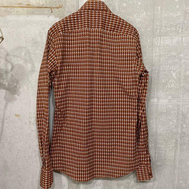 Gucci(グッチ)のサイズ38◆GUCCI グッチ ストレッチ ドレスシャツ メンズのトップス(シャツ)の商品写真