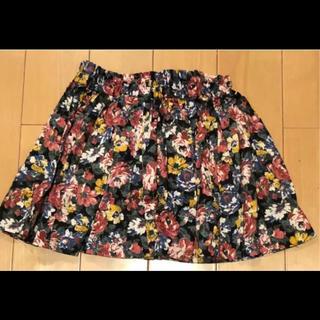 ローリーズファーム(LOWRYS FARM)の【ローリーズファーム!】花柄スカート!(ミニスカート)