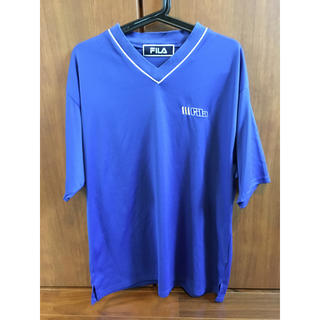 FILA - 希少❗️FILA BLUEレトロTシャツ
