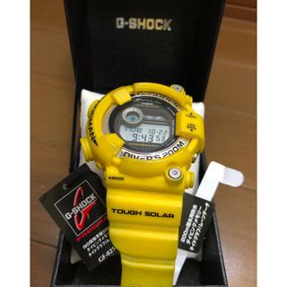 G-SHOCK - フロッグマン GF-8250 イエロー