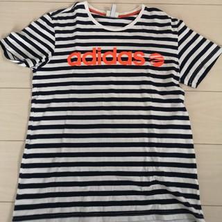 アディダス(adidas)の半袖Tシャツ(アディダスネオ)(Tシャツ/カットソー(半袖/袖なし))