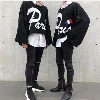 Cruffin Paris Sweater ニットベスト