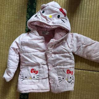 サンリオ - 美品 サンリオ  キティ モコモコ コート