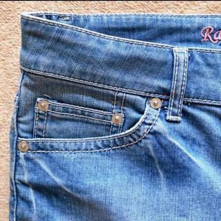 レイビームス(Ray BEAMS)のRay Beams デニムミニスカート(ミニスカート)
