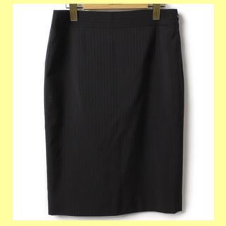 ボッシュ(BOSCH)の★ BOSCH  ストライプ柄  タイトスカート(ひざ丈スカート)