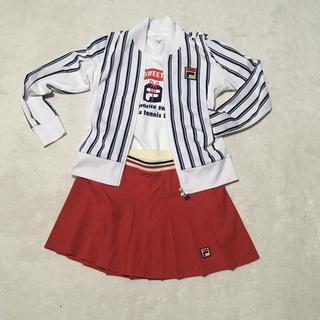 FILA - 【フィラ】Tシャツとジャケット/エレッセ バボラ ディアドラ パラディーゾ
