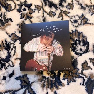 ソニー(SONY)の菅田将暉 love  アルバム(ポップス/ロック(邦楽))