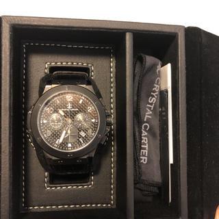 アヴァランチ(AVALANCHE)のavalanche クリスタルカーター(腕時計(アナログ))