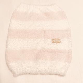 gelato pique - ★ジェラートピケ★ふわふわ腹巻き白×ピンク 未使用/開封済み