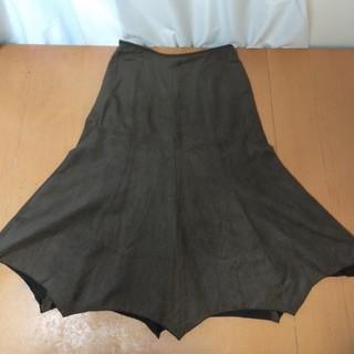 コムサイズム(COMME CA ISM)のスカート(ロングスカート)