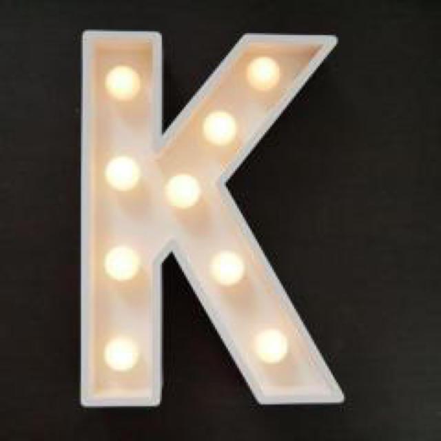 Francfranc(フランフラン)のマーキーライト  インテリア/住まい/日用品のライト/照明/LED(その他)の商品写真