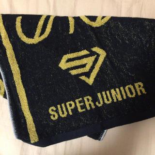 SUPER JUNIOR - SUPER JUNIOR SUPER SHOW7 フェイスタオル