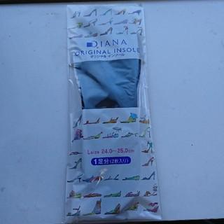 DIANA - 【新品未開封】DIANA オリジナルインソール Lサイズ 24-25cm