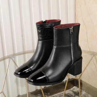 CHANEL -  CHANEL ブーツ  22.5-25.5cm