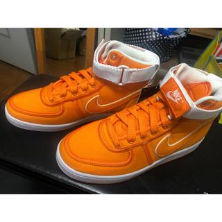 ナイキ(NIKE)のNike ナイキ 新品 色オレンジ サイズ26.5(スニーカー)