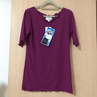 新品 しまむら hk works london Tシャツ カットソー