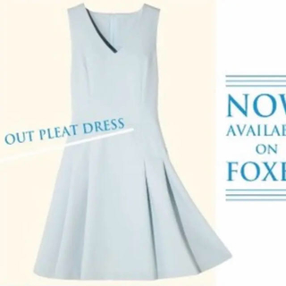 FOXEY - 本日限定価格!FOXEY  フォクシー ワンピース ☆美品