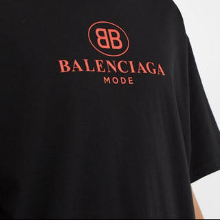 バレンシアガ(Balenciaga)のバレンシアガ T shirt(Tシャツ/カットソー(半袖/袖なし))