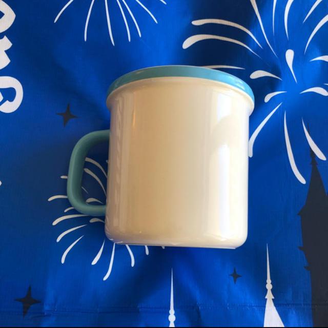 アウラニディズニー ミッキー マグカップ エンタメ/ホビーのおもちゃ/ぬいぐるみ(キャラクターグッズ)の商品写真