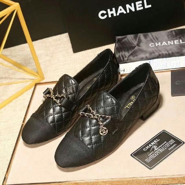 CHANEL(シャネル)のCHANEL  パンプス  22.5cm-24.5cm レディースの靴/シューズ(ハイヒール/パンプス)の商品写真