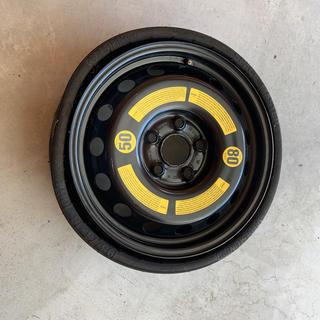 ポルシェ(Porsche)のカイエン 、トゥアレグ等 スペアタイヤ 希少(タイヤ・ホイールセット)