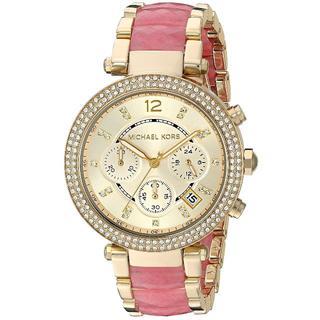 Michael Kors - 新品 未使用 腕時計 マイケルコース MK6363 ピンク クーポン