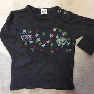 エーアーベー(eaB)のeaB エーアーベー ロングTシャツ 80(Tシャツ)