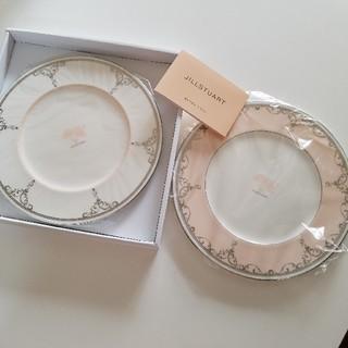 ジルスチュアート(JILLSTUART)のジルスチュアート お皿2枚セット(食器)