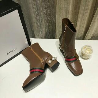 Gucci - GUCCI  ブーツ 22.5-25cm