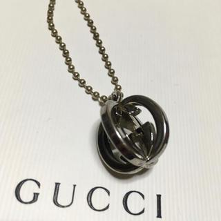 Gucci - 正規品  GUCCIシルバーチャーム