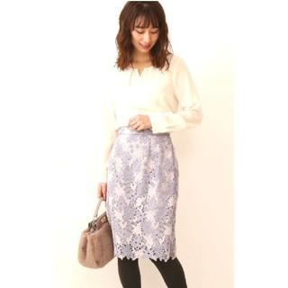 PROPORTION BODY DRESSING - ✿本日限定出品✿ プロポーションボディドレッシング レースタイトスカート