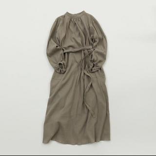 TODAYFUL - life's TODAYFULL crape apron dress 36