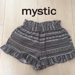 mystic - ミスティック ショートパンツ