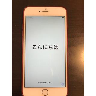 iPhone - 【美品】iPhone6Plus 1 6G ローズゴールド SIMフリー