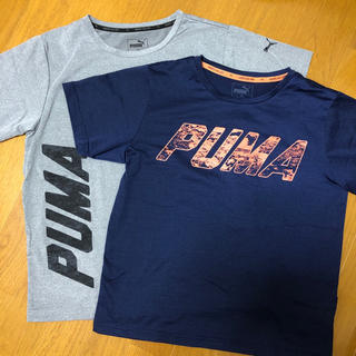 PUMA - プーマ  Tシャツ 150  2セット