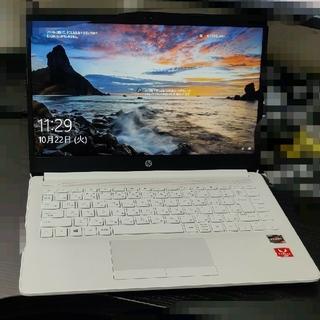 HP - HP 14s-dk0000 Ryzen5/8GB/256GB SSD/14インチ