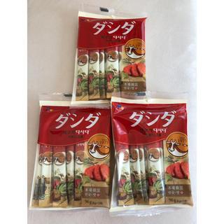 コストコ(コストコ)のコストコ ダシダ 3袋(調味料)