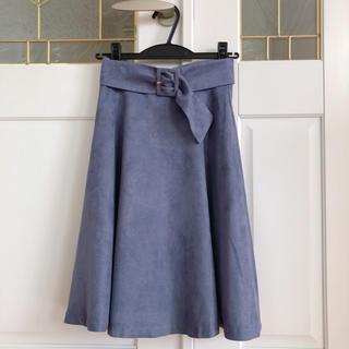 PROPORTION BODY DRESSING - プロポーション☆フレアスカート
