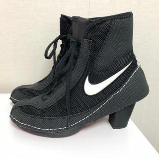 コムデギャルソン(COMME des GARCONS)のコムデギャルソン Nike コラボ スニーカー ヒール(スニーカー)