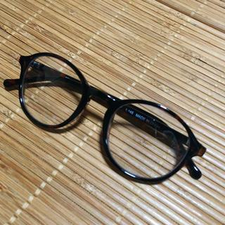 ムジルシリョウヒン(MUJI (無印良品))の無印良品 透明色のサングラス(サングラス/メガネ)