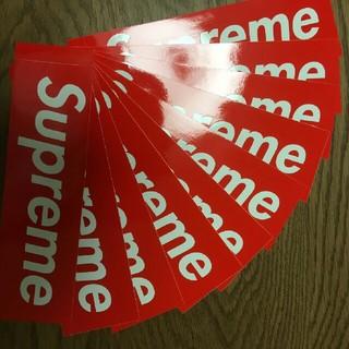 Supreme - Supreme ステッカー10枚セット