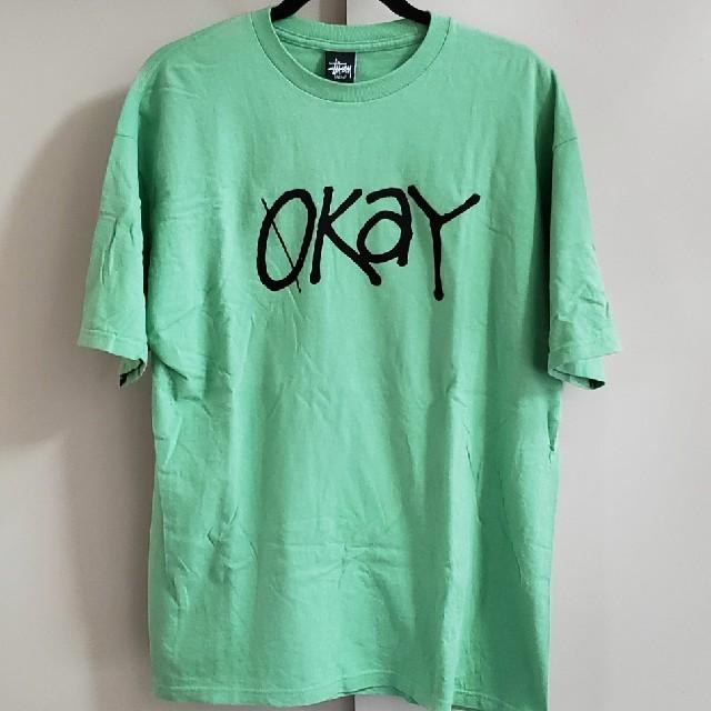 STUSSY(ステューシー)のStussy Okay Tシャツ メンズのトップス(Tシャツ/カットソー(半袖/袖なし))の商品写真