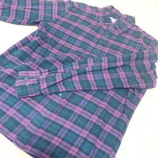 UNIQLO メンズシャツ チェックシャツ