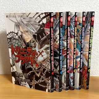 角川書店 - トリニティ・ブラッド 6冊セット