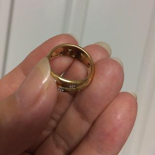 ティファニー(Tiffany & Co.)のティファニードッツツイストリング(リング(指輪))
